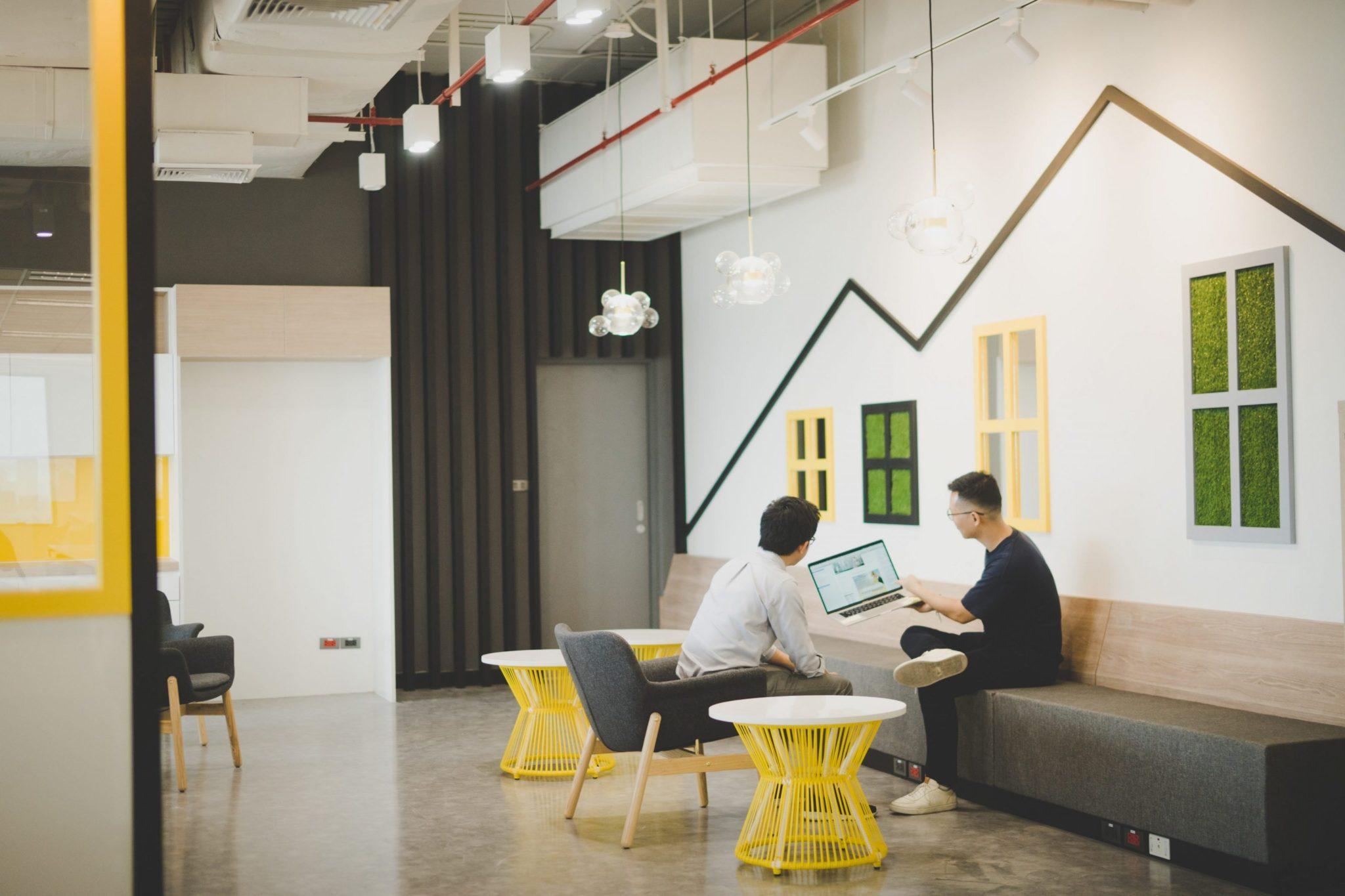 """ออฟฟิศแนวคิดใหม่ สุดฮิปของชาวกรุงศรีฯ ในสไตล์ Co-Working Space ที่ให้งาน Finish แบบไม่ติดสตั้นท์"""" 13 -"""