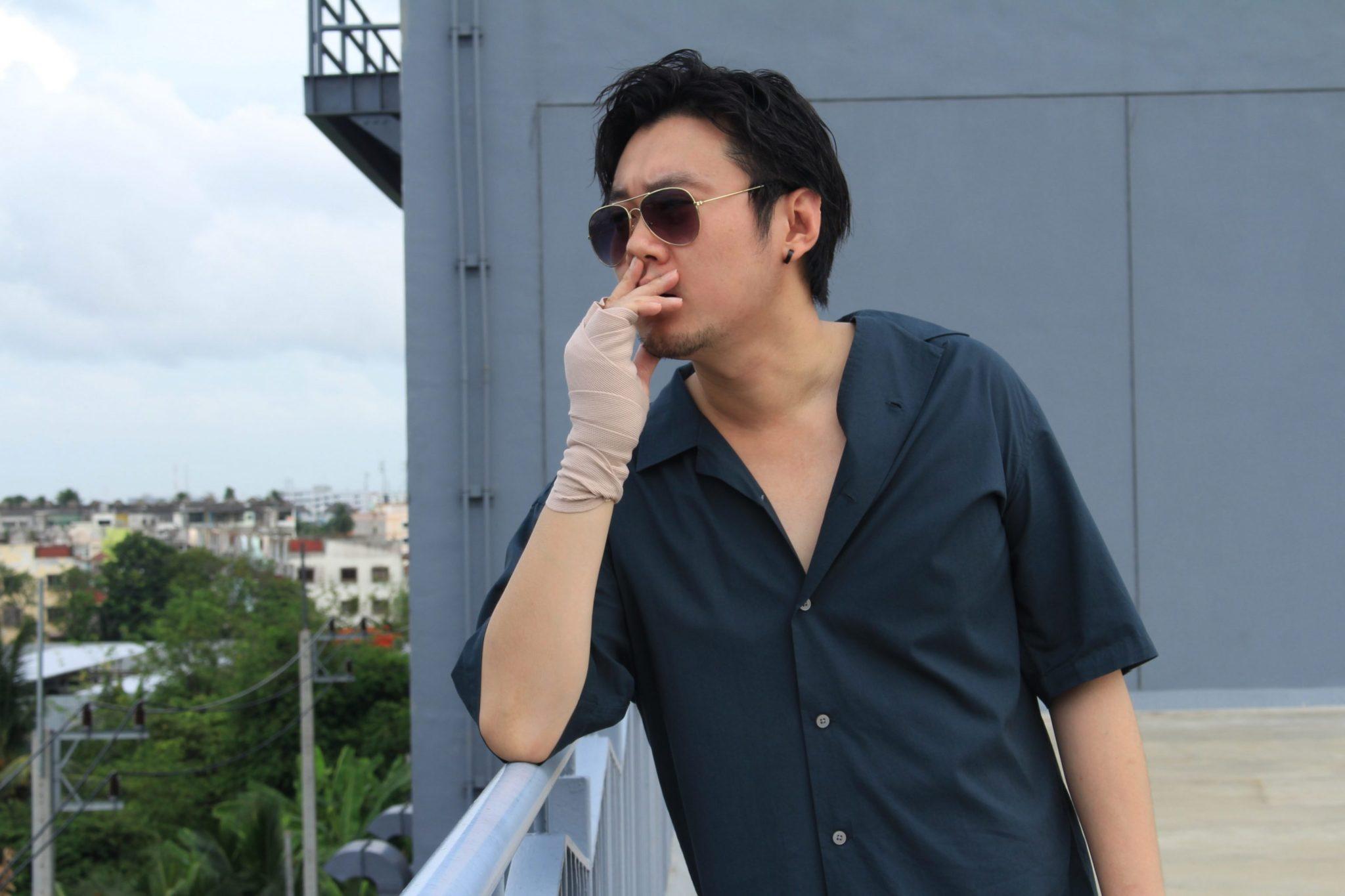 """Boyz Chu Chu เปิดตัวผลงานเพลงใหม่ ในชื่อเพลงอันแปลกประหลาดว่า """"จักรวาลในแขนเสื้อ"""" 13 -"""