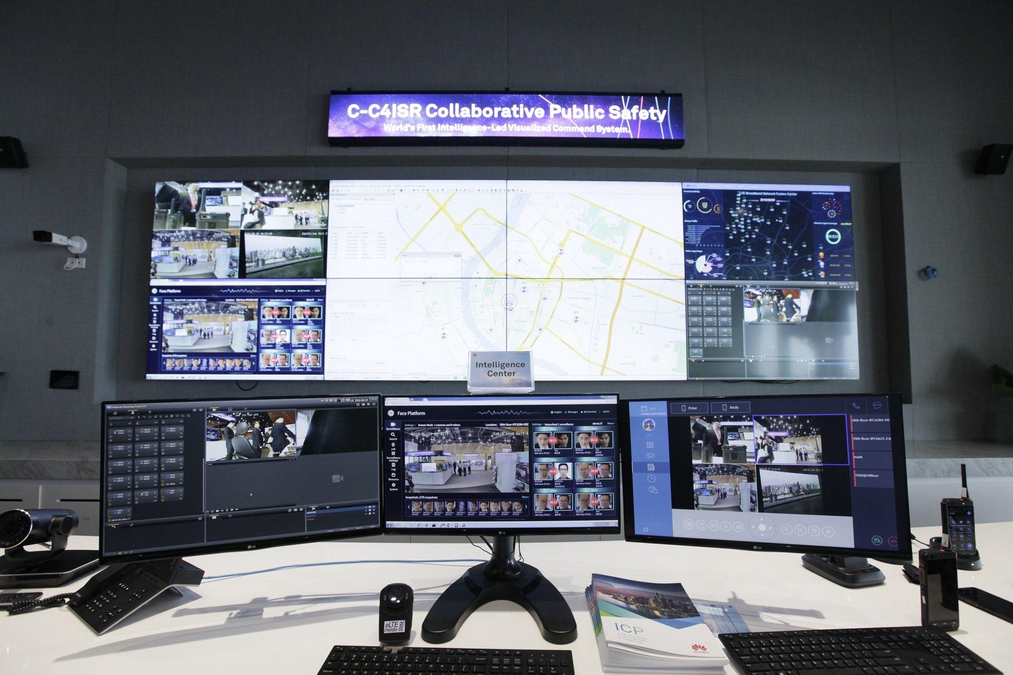 หัวเว่ยเปิดตัวโซลูชั่น Safe City Compact สร้างความปลอดภัยให้เมืองขนาดกลางและขนาดย่อม 13 -