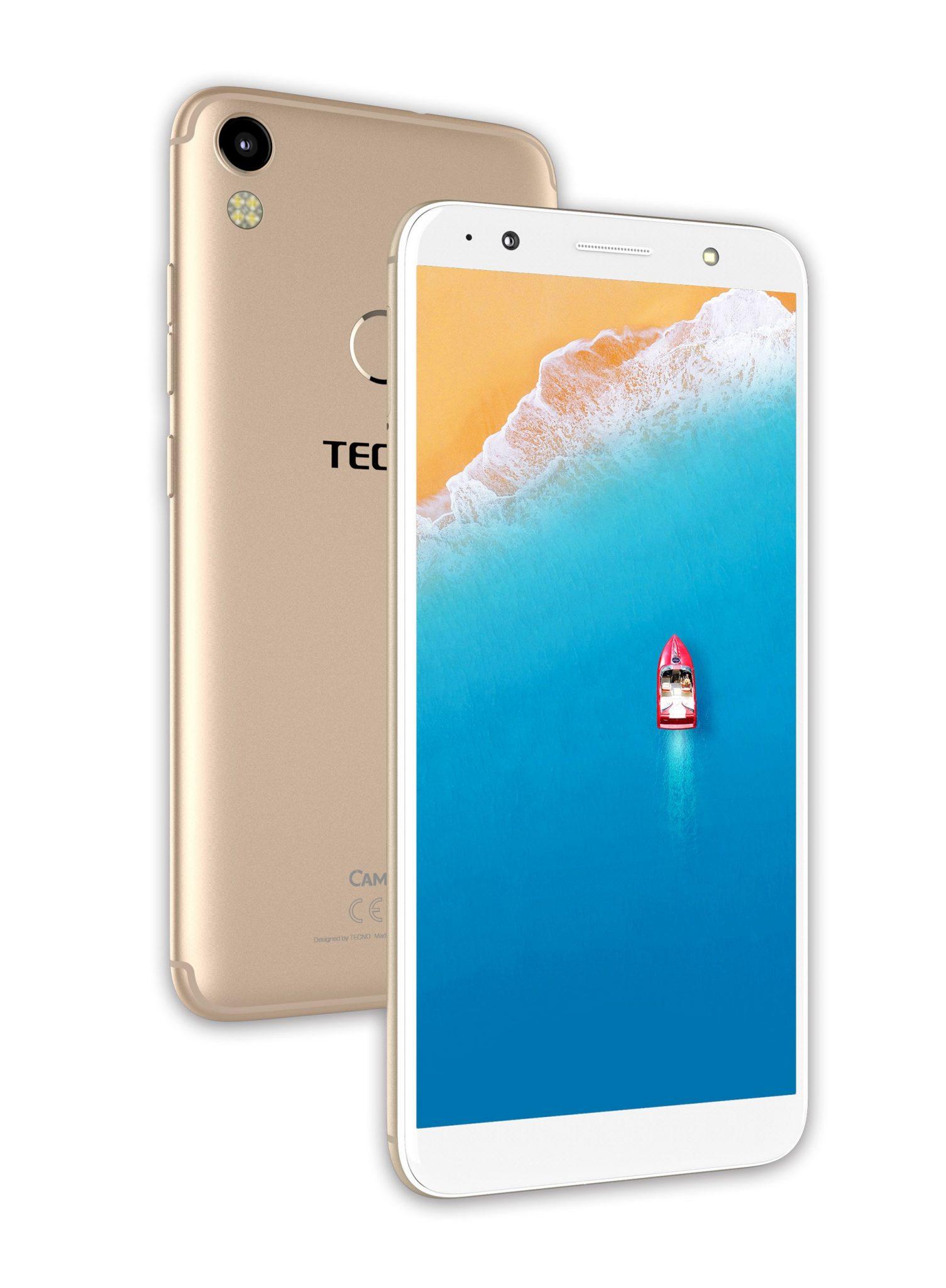 """เทคโน โมบาย เดินหน้าลุยตลาดไทย ส่งสมาร์ทโฟน 2 รุ่น สเปคแรง เอาใจกลุ่มมิลเลนเนียล """"Camon CM"""" และ """"SPARK CM"""" ชูฟีเจอร์เพื่อคนไทยโดยเฉพาะ 13 -"""