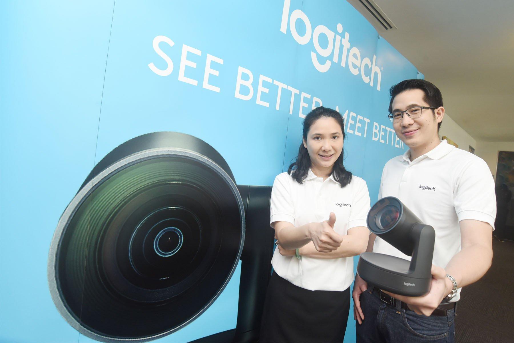 'โลจิเทค'เปิดตัว'Logitech Rally'กล้องวิดีโอคอนเฟอเรนซ์4Kระดับพรีเมี่ยม พลิกโฉมเทคโนโลยีสุดล้ำ ครั้งแรกในเมืองไทย ยกระดับมาตรฐานโซลูชั่นใหม่ ตอบโจทย์องค์กรธุรกิจทุกประเภทในราคาจับต้องได้ 13 -
