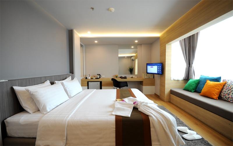 TK Palace Hotel & Convention สะดวกสบายใกล้เมืองทอง 13 -
