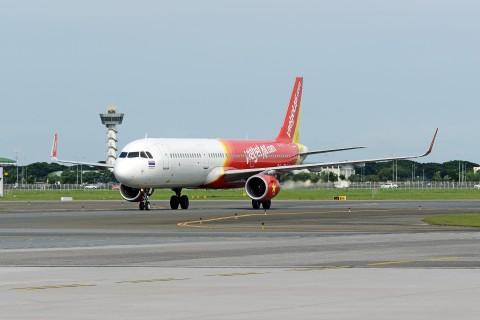 ไทยเวียตเจ็ทขยายฝูงบิน รับมอบ A321 เป็นสายการบินแรกในประเทศไทย 13 -