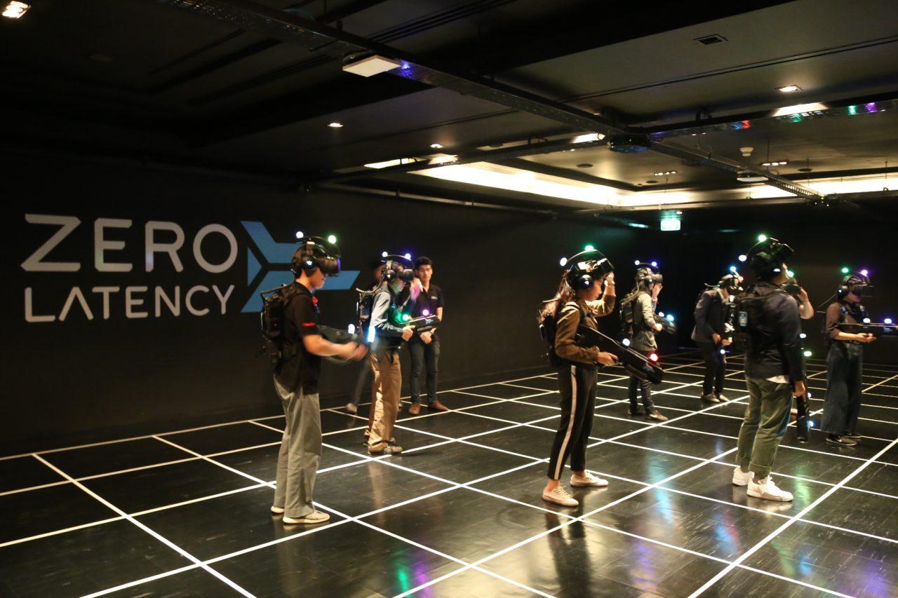 ZERO LATENCY สนามแข่งขัน Virtual Reality แบบไร้สายขนาดยักษ์มาเปิดให้บริการครั้งแรกในประเทศไทย ณ ใจกลางเมืองกรุงเทพฯ 13 - ZERO LATENCY