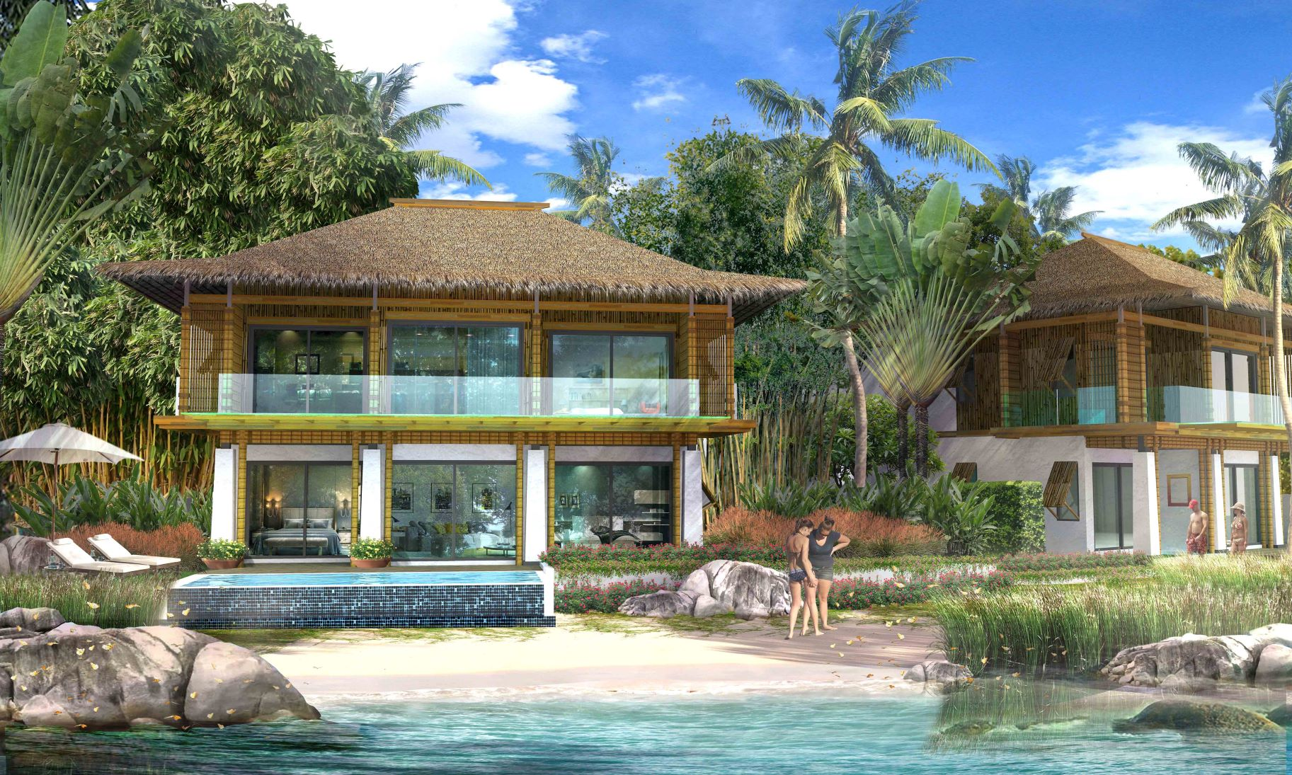 """เอเพ็กซ์ ดีเวลลอปเม้นท์ โชว์ยอดพรีเซล 60% ขาย """"Club Med กระบี่"""" เจาะกลุ่มตลาดนักท่องเที่ยวและนักลงทุน โครงการ Club Med Krabi Resort & The Residences แห่งแรกในเอเซีย 13 -"""