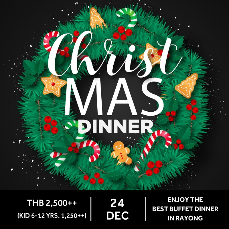 Christmas Eve Celebration At Rayong Marriott Resort & Spa 13 -