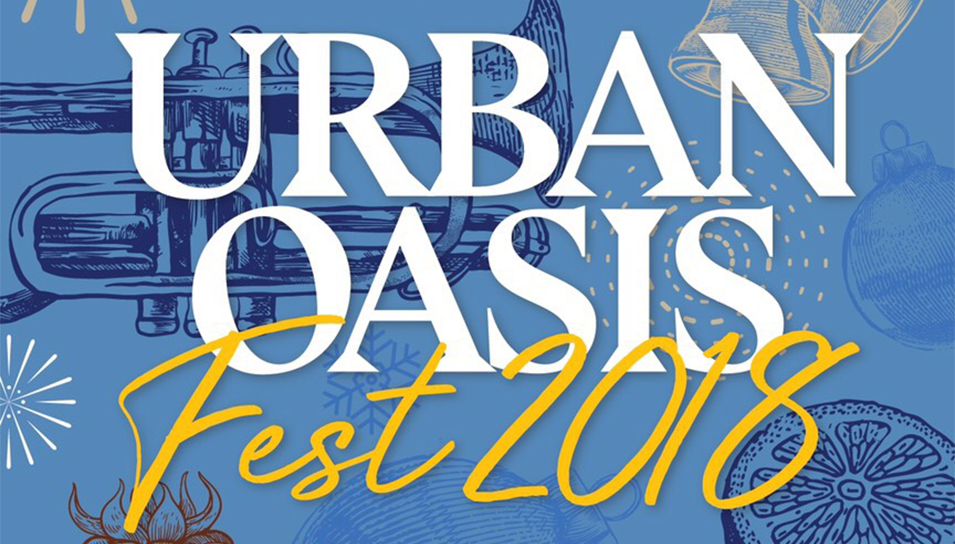 Urban Oasis Fest 2018 สัมผัสประสบการณ์แฮงค์เอาท์แห่งใหม่ใจกลางสุขุมวิท 2 -