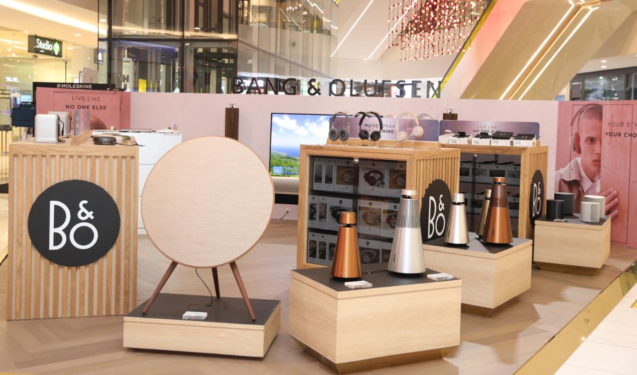 เปิดร้านเครื่องเสียงระดับตำนาน Bang & Olufsen ที่ศูนย์การค้า ดิ เอ็มควอเทียร์ 13 -