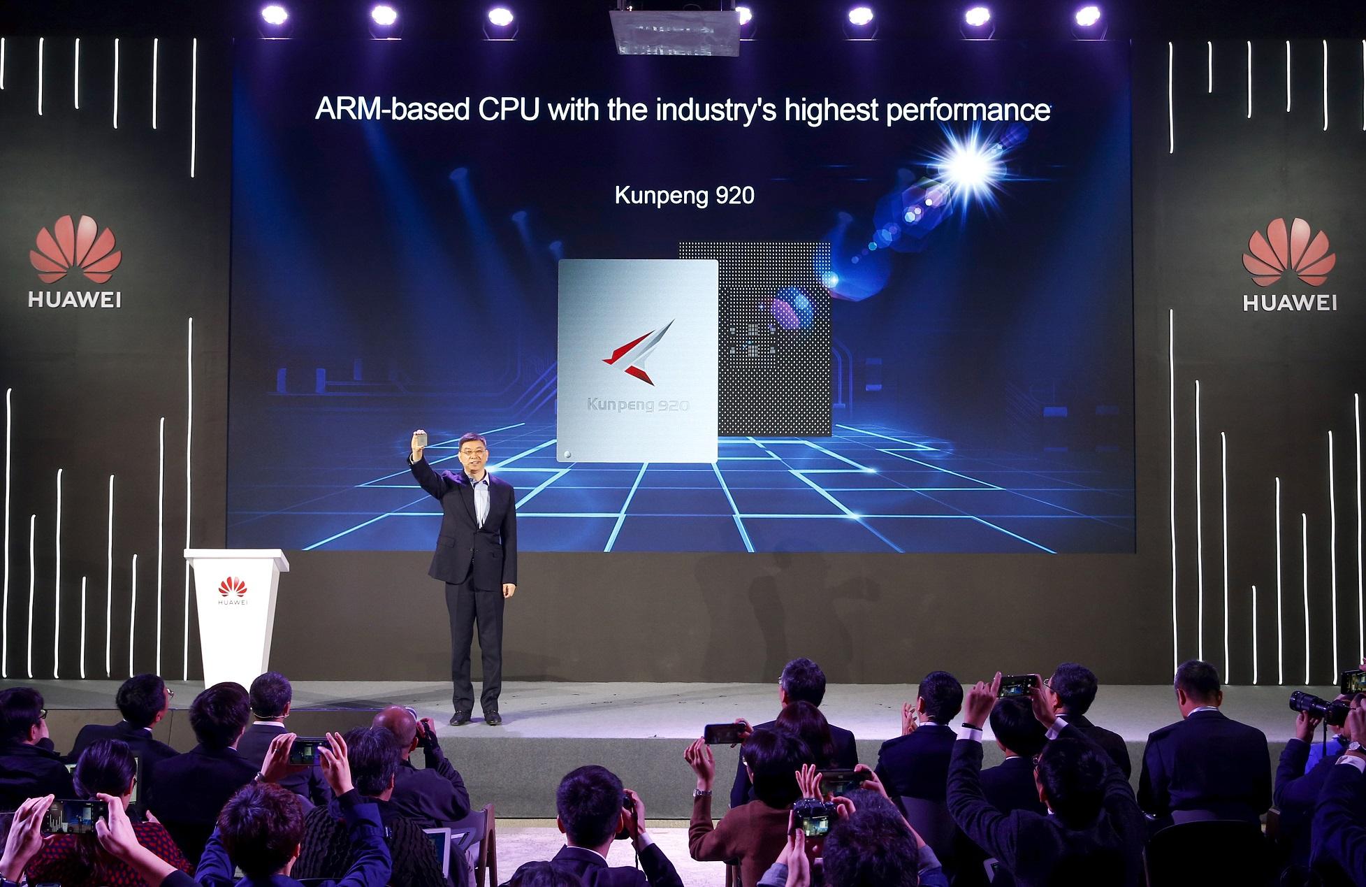 หัวเว่ยเปิดตัว CPU ARM ประสิทธิภาพสูงสุดในอุตสาหกรรม ยกระดับพลังการประมวลผลระดับโลก 13 -