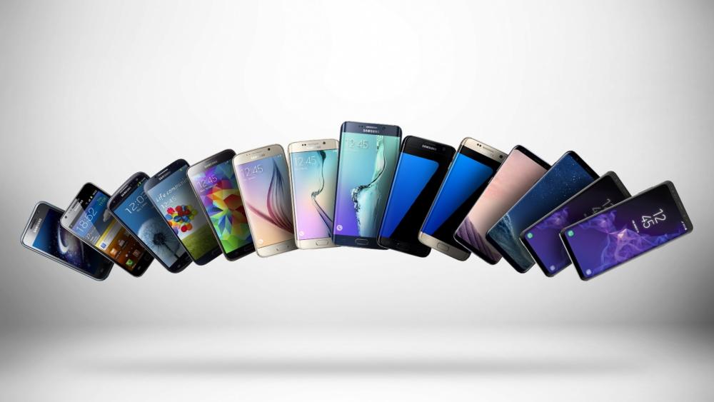 """ซัมซุง ผู้บุกเบิกนวัตกรรมสมาร์ทโฟน """"ครั้งแรกของโลก""""  ฉลอง 10 ปี ครองใจผู้บริโภค 13 - samsung"""