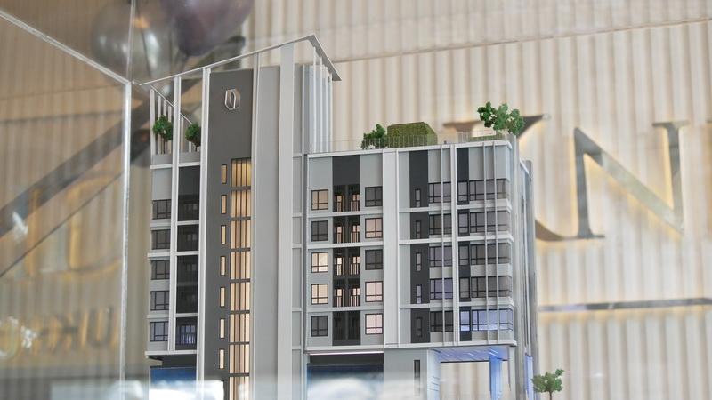 """ออริจิ้นฯเตรียมเปิด """"Knightsbridge สุขุมวิท-เทพารักษ์ """" คอนโดฯ High-rise ใหม่รับรถไฟฟ้าสายสีเหลือง 13 -"""