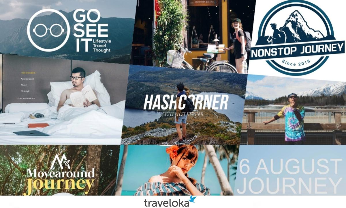 Traveloka รวบรวม 9 บล็อกเกอร์สายเที่ยวที่น่าติดตามในปี 2019 13 -