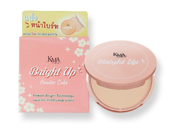KMA BRIGHT UP POWDER CAKE SPF 30 PA++ 13 -