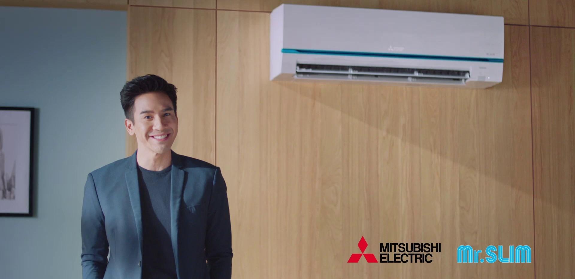 """มิตซูบิชิ อีเล็คทริค ดึง โป๊ป ตอกย้ำผู้นำตลาดเครื่องใช้ไฟฟ้าด้านความเย็นอันดับ 1 """"The Cooling Master"""" 13 -"""