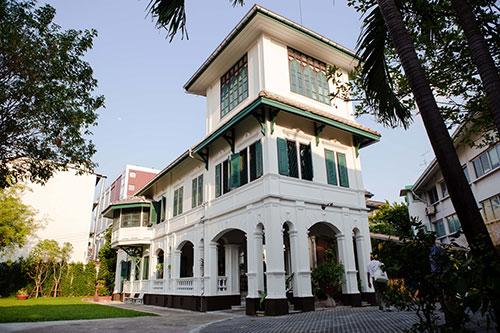 """ฉนวนกันความร้อน SCG STAY COOL ภูมิใจที่ได้มีส่วนร่วมบูรณาการ บ้านเจ้าพระยาธรรมศักดิ์มนตรี สถาปัตยกรรมไทยอายุกว่า 100 ปี สู่ความเป็น """"บ้านต้นแบบ"""" ที่สะท้อนการพัฒนาอย่างยั่งยืน 13 -"""