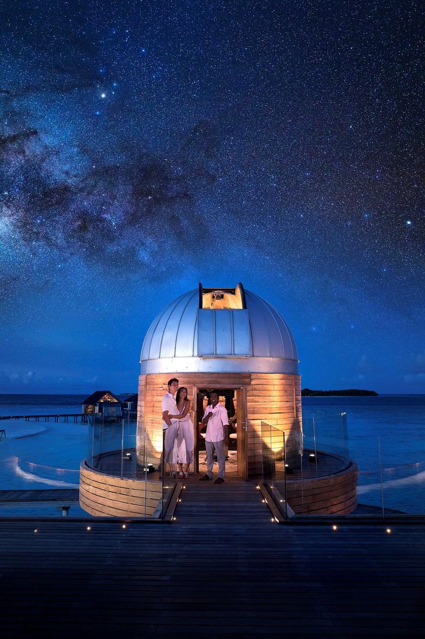 อนันตรา คิฮาวาห์ มัลดีฟส์ สวรรค์ของนักดูดาว ร่วมเฉลิมฉลองครบรอบ 50 ปี ก้าวแรกของมนุษยชาติบนดวงจันทร์ 13 -
