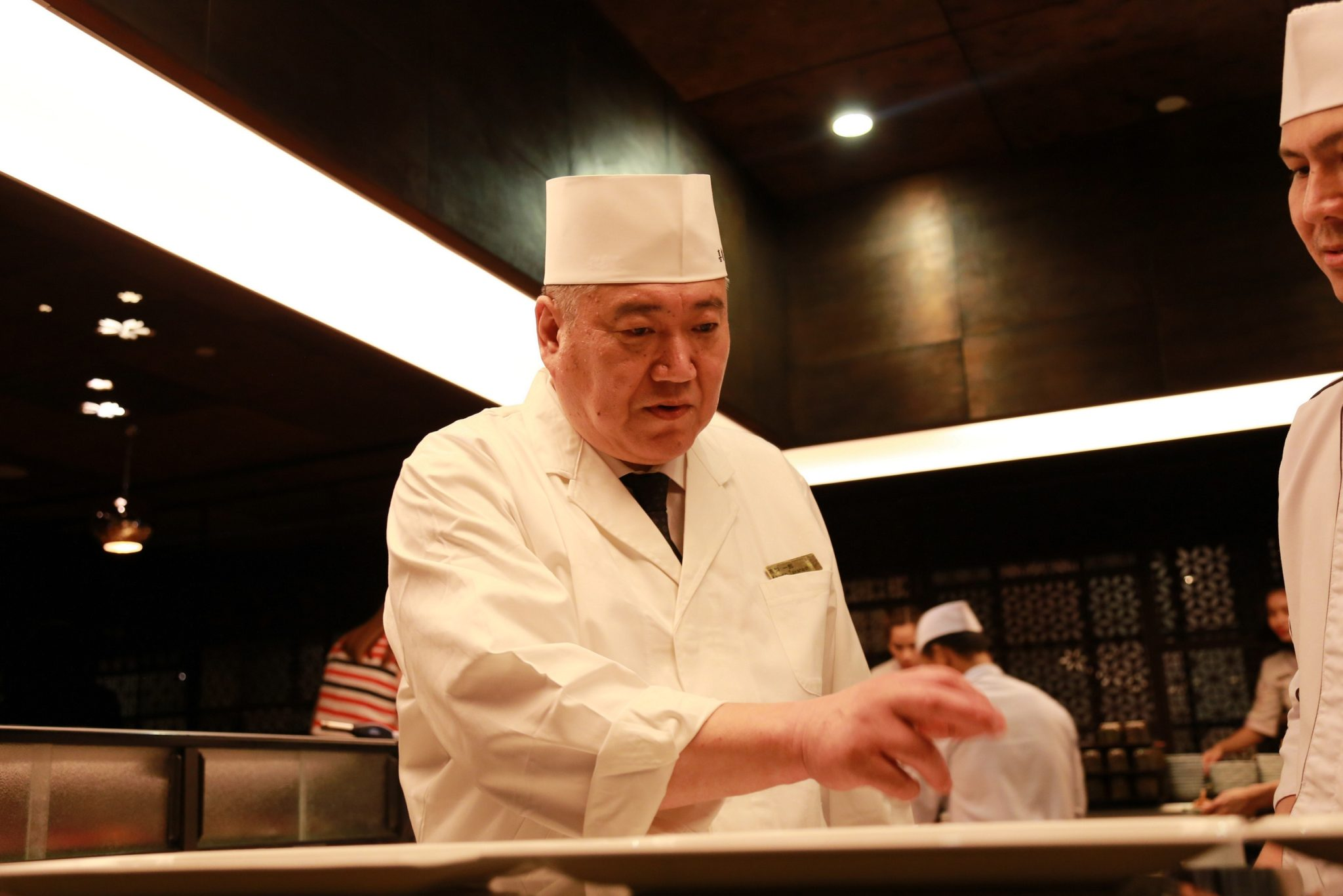 ยอดเชฟบินตรงจากฮอกไกโด พร้อมเสิร์ฟสุดยอดเมนูสุดพิเศษ ที่ห้องอาหารญี่ปุ่นคิสโสะ 13 -