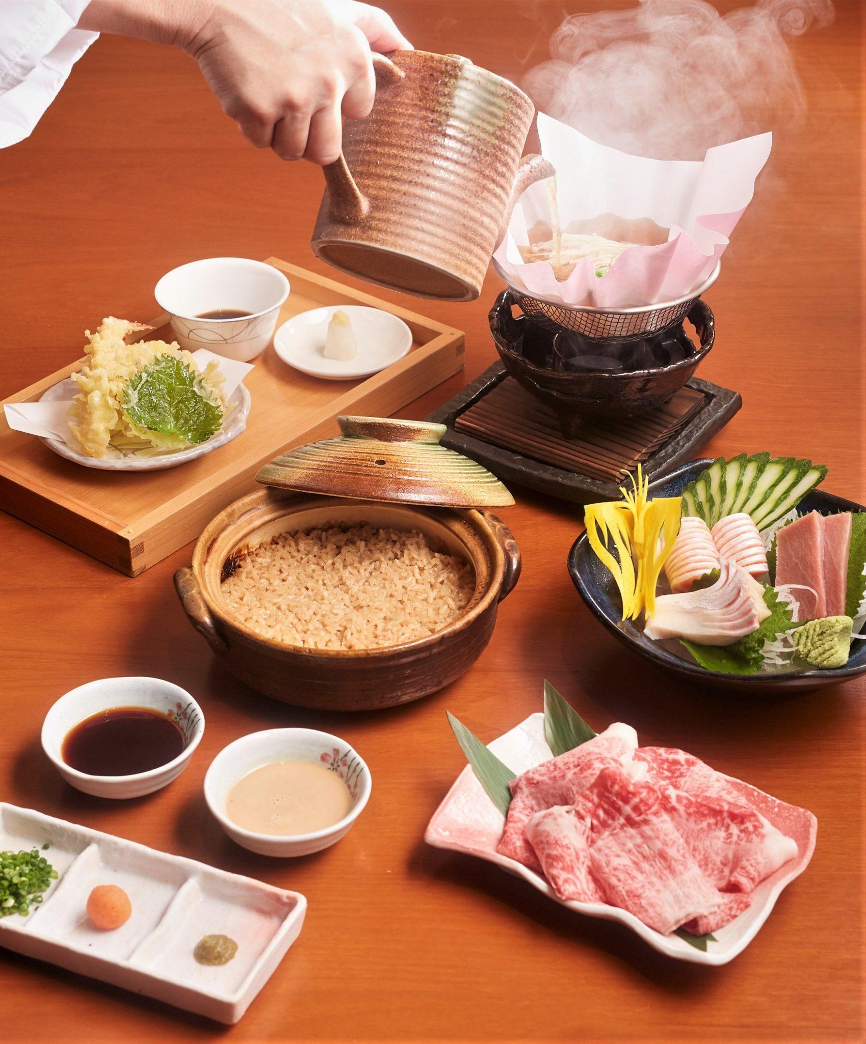 สุดยอดเซ็ตเนื้อฮิดะ ห้องอาหารคิซาระ โรงแรมคอนราด กรุงเทพฯ 13 -